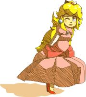 Peach by Phoacce-Cell5
