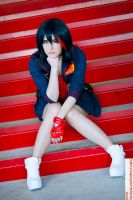 KiLL la KiLL: Light you heart up by Mr-Pineapple