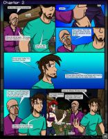 Minecraft: The Awakening Ch2. 36 by TomBoy-Comics