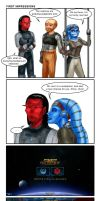 Swtor: First impressions by Ddriana