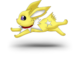Jolltys THE Jolteon by SoulEevee99