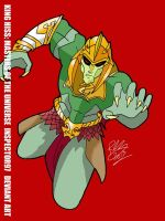 King Hiss: Masters of the Universe by Inspector97