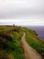 Cliffs of Moher by Ennysek