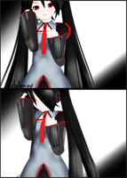 : MMD : When I PRETEND by PuniPudding