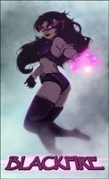 Blackfire by Chronorin