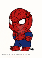 Spiderbabby 2 by fivefootoh
