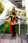 Miss Marvel (scares me a lil) by Fierypurpose