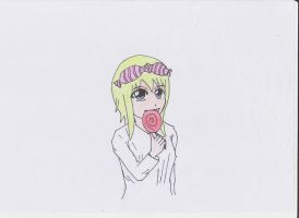 gumi candy candy by solchuck