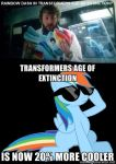 Fellow Bronies Michael Bay have noticed us by eagc7