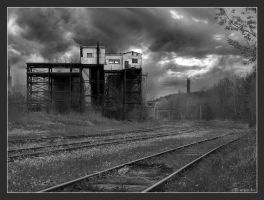 Industrial by Arinnka