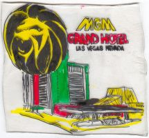 Shrinky Dink MGM Grand by Don-O