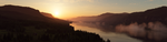 River Valley Sunrise by Gannaingh32