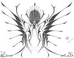 DD VI - Emperor Butterfly by R-Eventide