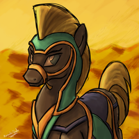 From Saddle Arabia by 1n33d4hug