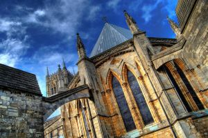 Lincoln Chapter House by nat1874