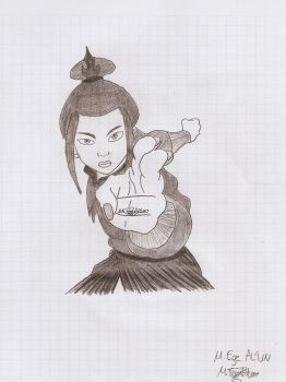 Charcoal Azula     Avatar by MEAltair