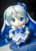 Snow Miku by PS-XiaoFeng