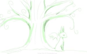 Tree Wallpaper Thing by Cats-go-moo-always
