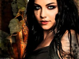 Amy Lee - Evanescence by PeterKoevari