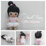 Little Ballerina Baby Plush by SongAhIn