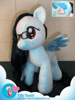 Tilly Towell Custom Plush by Tilly-Towell