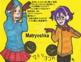 Matryoshka by otaku-drea