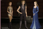 Game of Thronesy Les Miserables Love Triangle! by Becca5002