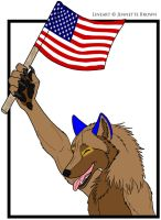 Happy 4th of July 2011 by IntelligentWolf