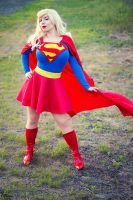 Supergirl IV by EnchantedCupcake