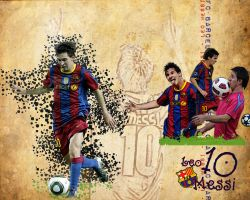 Leo_Messi by mpovill