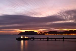 Llandudno Sunrise 1 by CharmingPhotography