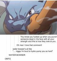 Water Bowser!! by cosenza987