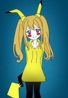Pika pika girl x3 by xNice-girlx