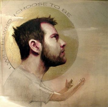 Self-Portrait by MichaelShapcott