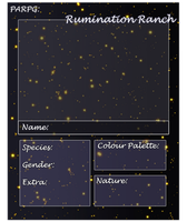 PARPG: Rumination Ranch Reference Sheet and Info by Azylumin