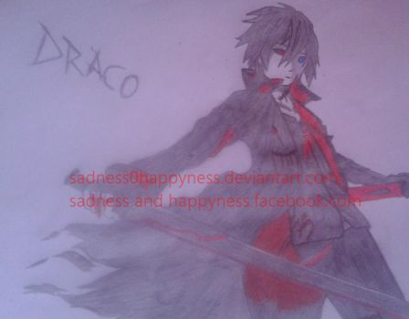 Draco(creepypasta) by Sadness0Happyness