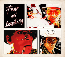 Fear and Loathing by bampop