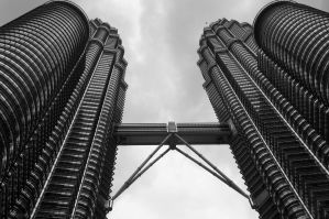 Twin Towers by lecristoph