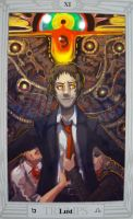 Adachi - Lust - XI by oneoftwo