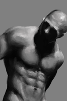 Male body #1 by WindCyclone