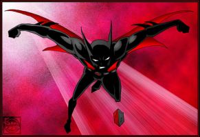 Batman Beyond III by What-the-Gaff