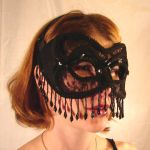 Jodi Wicked Black Mask 15 by FantasyStock