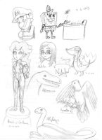 Doodle page 6 by Dino-drawer