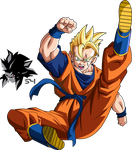 Super Saiyan Future Gohan by MAD-54
