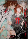 vampire knight by moma92mapi