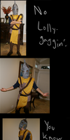 Skyrim Whiterun Guard Cosplay :D WIP by BurstingTheSeams