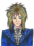Jareth the Goblin King by PookNero