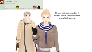 Ask-MMD-Netherlands: Question 138 by Ask-MMD-Netherlands