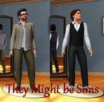 They Might Be Giants in Sims 3 by Mikeyfan93