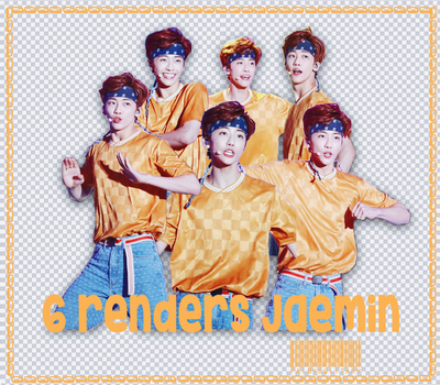 [Renderpack #19]: Jaemin (NCT Dream) by PalbySolitary